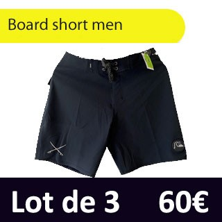 baord short men x3